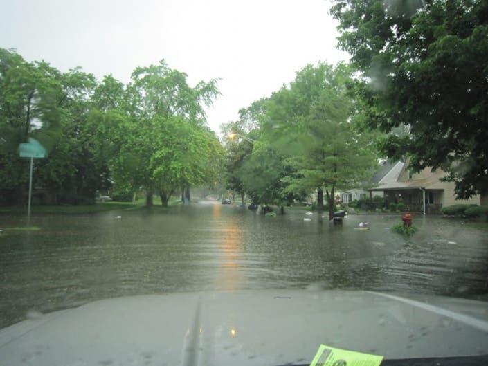 Flooding Reported in Oak Lawn -- UPDATED 1X | Oak Lawn, IL Patch