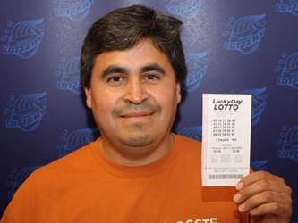 Warrenville Man Hits Little Lotto Jackpot | Downers Grove