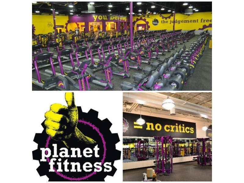 Planet fitness naperville