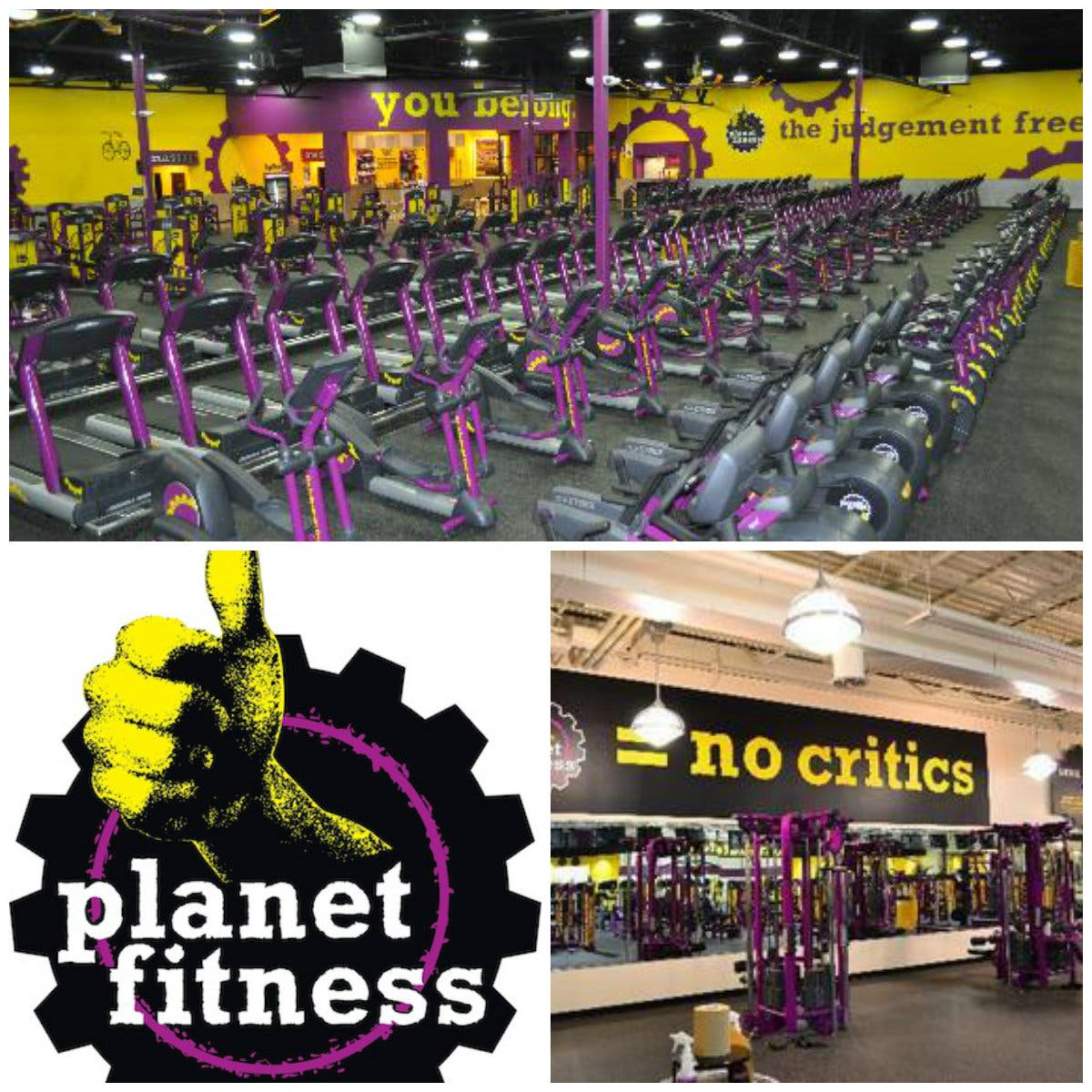 Planet Fitness Opens New Club In Aurora Naperville Il Patch