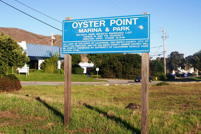 Ferry Service Between Oyster Point And East Bay To Start