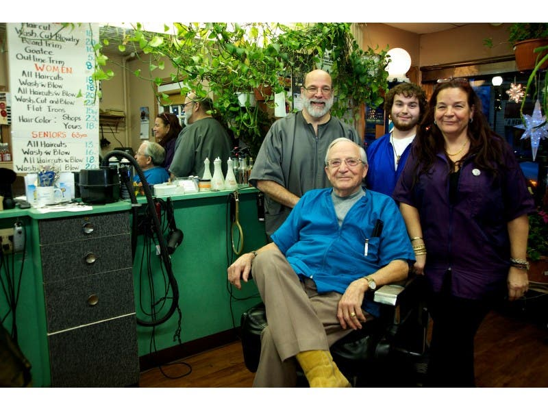 Hair To Stay Morristown Barber Shop Celebrates 85 Years In Business