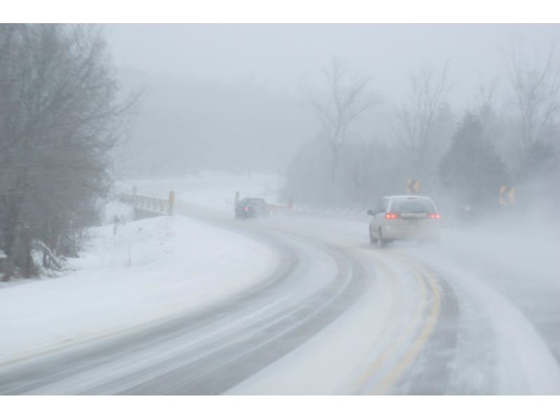 How Much Snow, Ice Fell in Parsippany? | Parsippany, NJ Patch