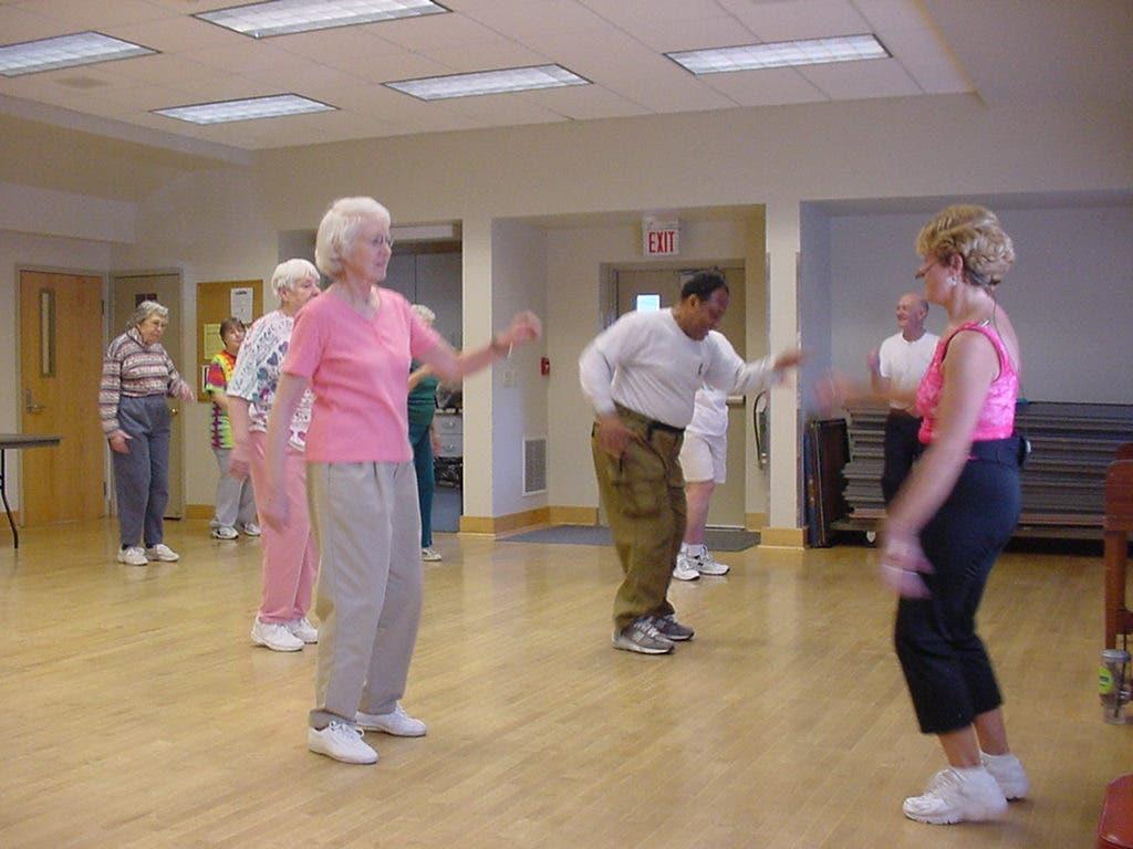 Enhance Fitness For Seniors Northfield Mn Patch