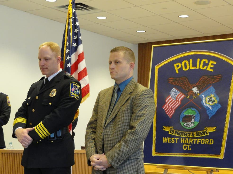 Citizens and Officers Honored by West Hartford Police
