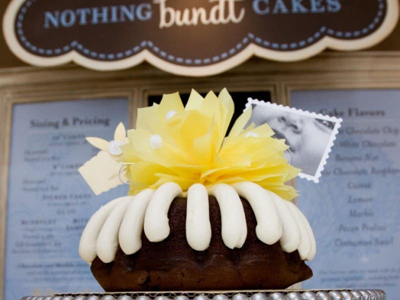 Nothing Bundt Cakes Set to Open Dec. 1 | Roseville, CA Patch