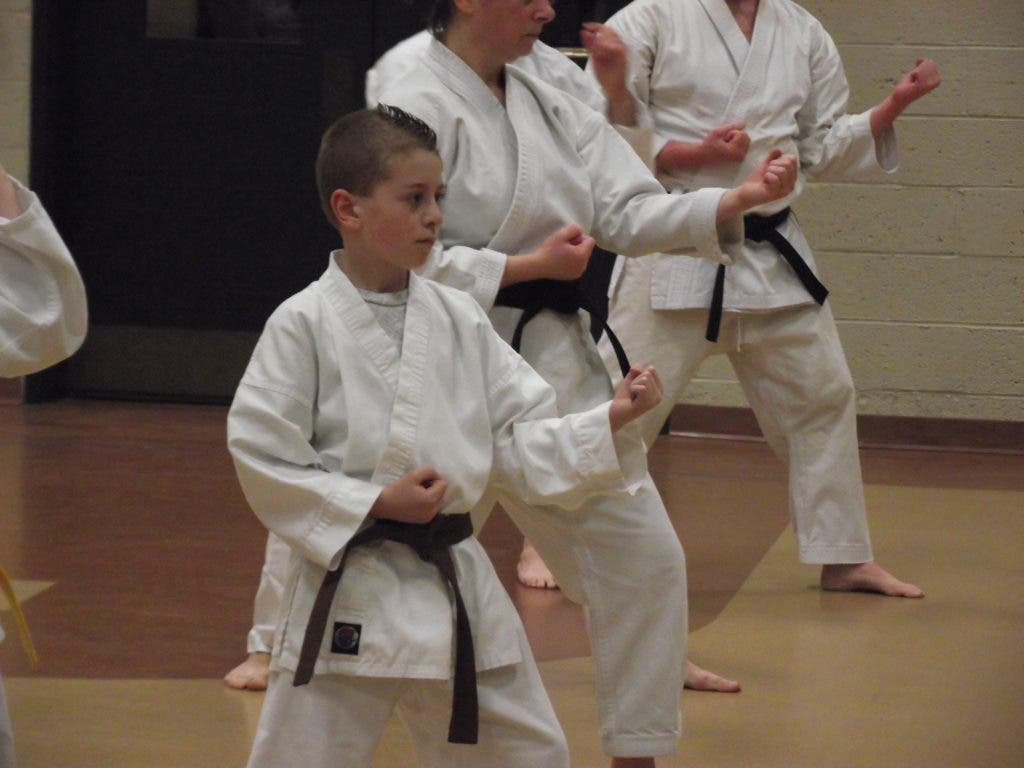 Karate Classes In Action At Palmer Academy | Montville, CT Patch