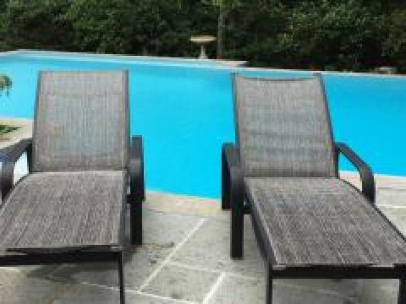 Enormous Lot Of Brown Jordan Patio Furniture For Sale In Oyster Bay