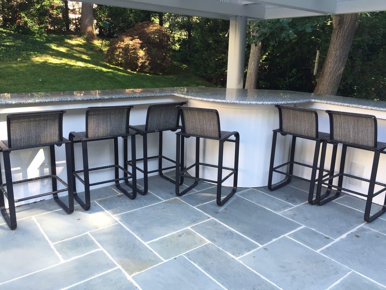 ENORMOUS lot of Brown Jordan Patio Furniture for Sale in ...