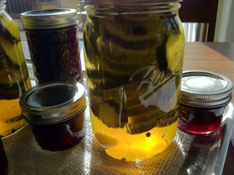 Zucchini Pickle Recipe Gig Harbor Wa Patch
