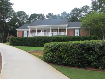 Lovely Four Sided Brick Ranch On Full Finished Basement Loganville Ga Patch