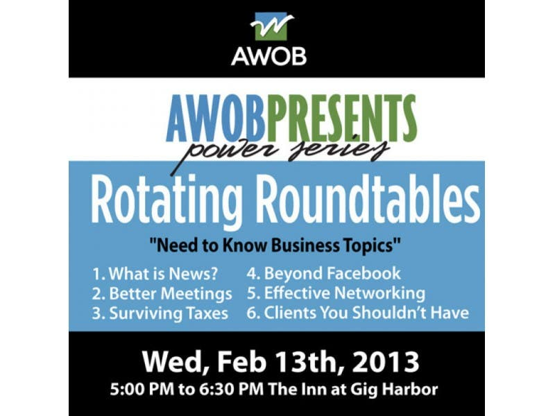 Awob Alliance Of Women Owned Businesses February Power Series