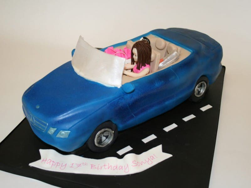Behind The Scenes With The Cake Designer Heres How We Made Our