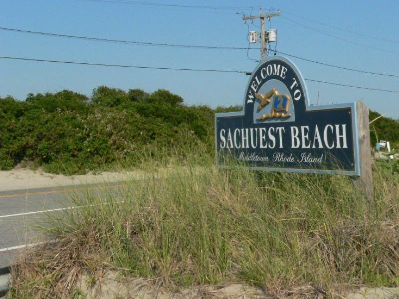 Is Red Tide Taking Over Middletown Beaches Middletown Ri Patch