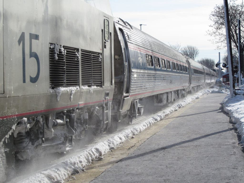 Train Horns Sound in Medford After City's Whistle Ban