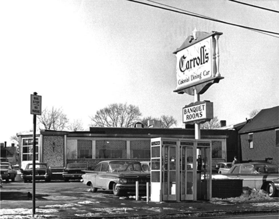 Remember Carroll S Diner Medford Ma Patch