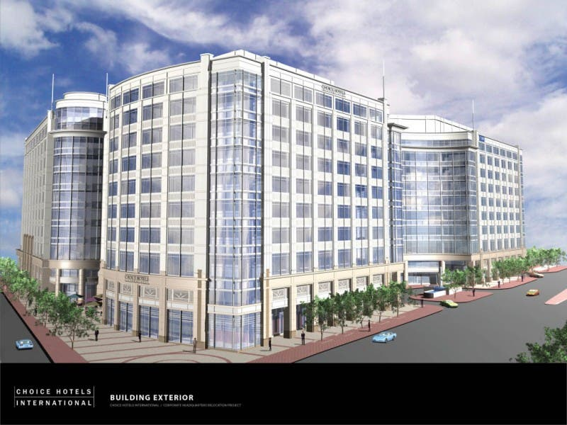 Choice Hotels Breaks Ground On New Headquarters 0