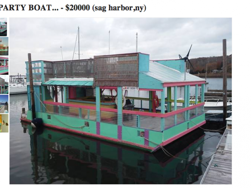Craigslist Finds Boats For Sale Range From Free To 90k