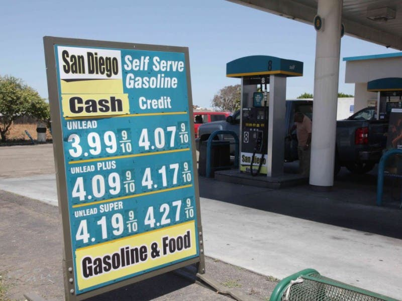 Cheapest Gas In San Diego >> Cheapest Gas In Or Near Imperial Beach Imperial Beach Ca Patch