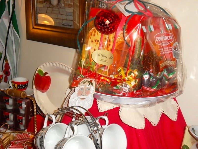 Italian themed christmas gift ideas