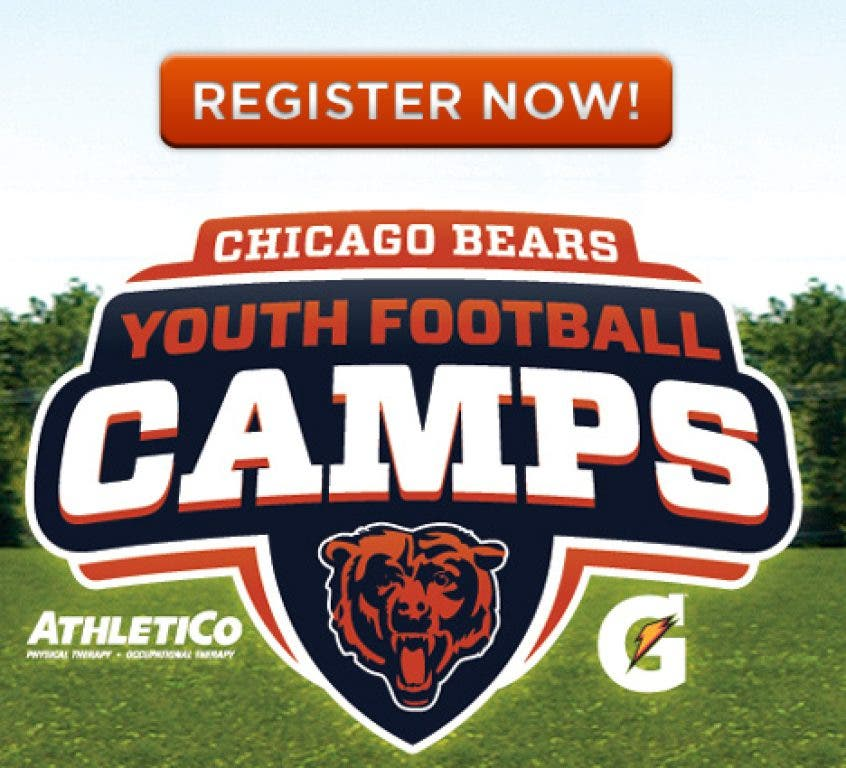 Libertyville Sports Complex to Host Chicago Bears Youth Football