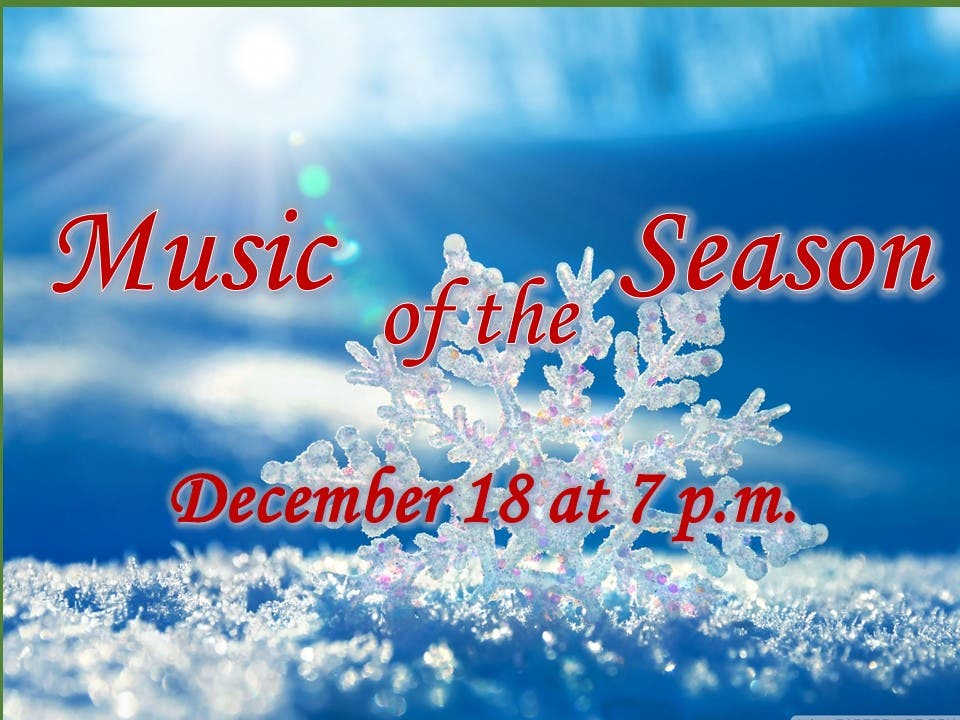 Free Holiday Choral Concert, Dec  18 | Simsbury, CT Patch