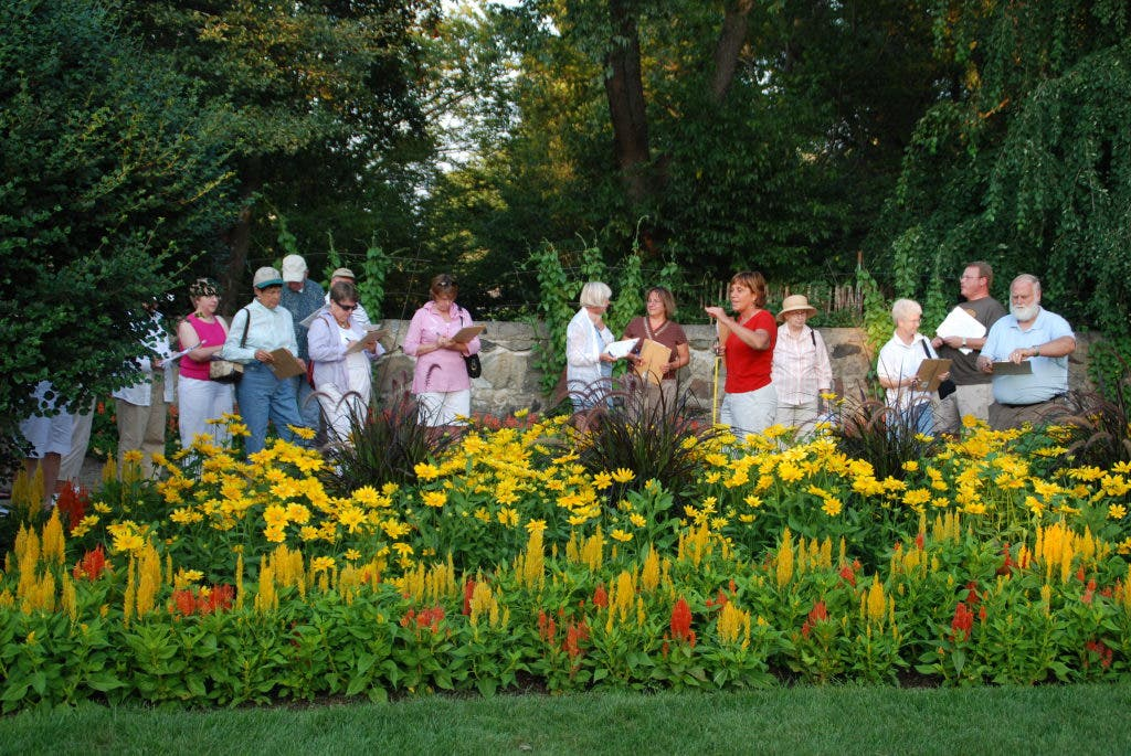 Join Me For A Boerner Botanical Garden Walk Tonight Greenfield