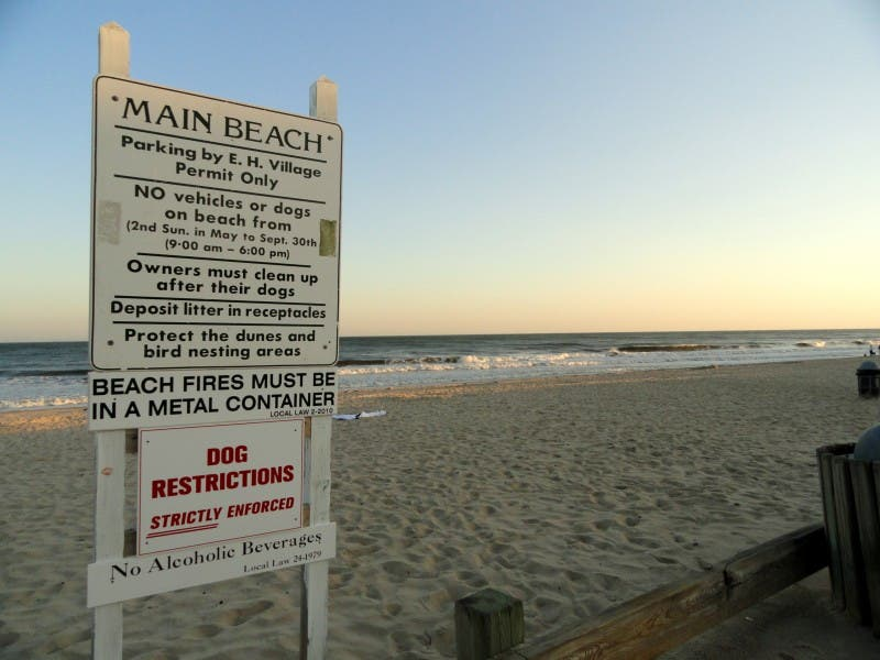 From Sunrise To Sunset Tidal Charts In East Hampton East Hampton