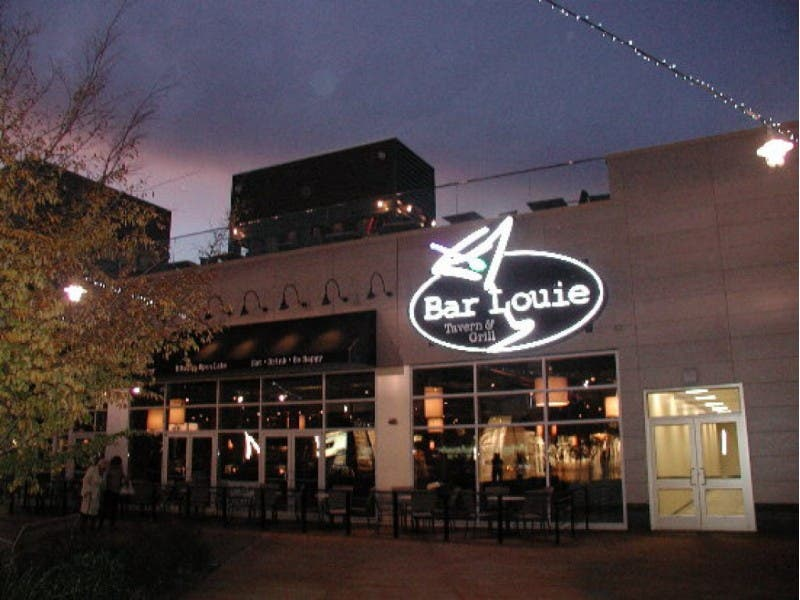 Bar louie easton