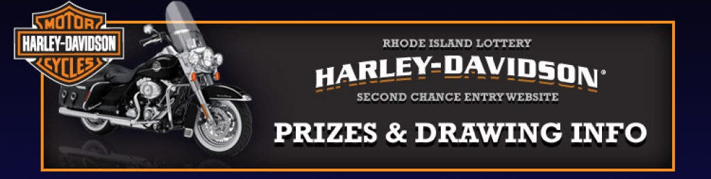 Rumford Man Wins Harley in Lottery Drawing | East Providence