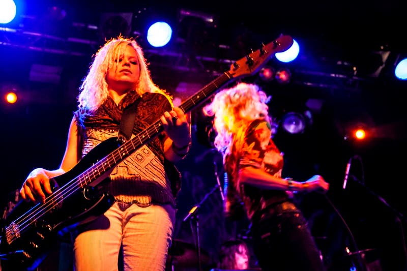 All Female 'Lez Zeppelin' Tribute Band at Park Theatre