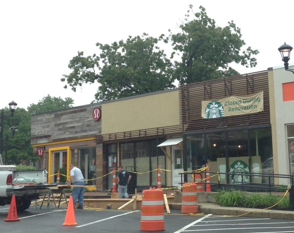 Garden City Starbucks To Reopen In Late June Cranston Ri Patch