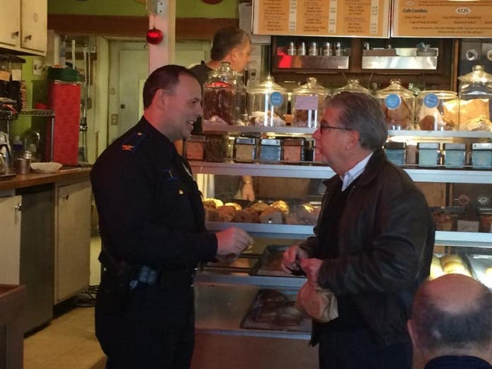 Cranston Police Chief Responds, Possible State of