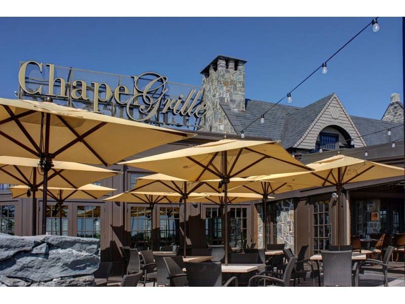 Chapel Grille To Honor Shuttered Faials Restaurant Gift