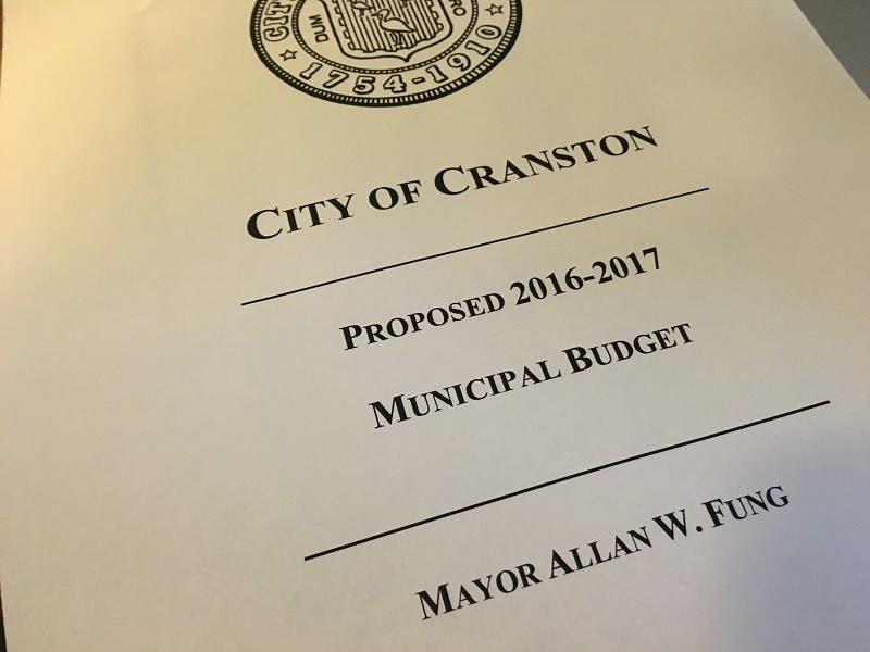 Property Tax Rate Cranston Ri