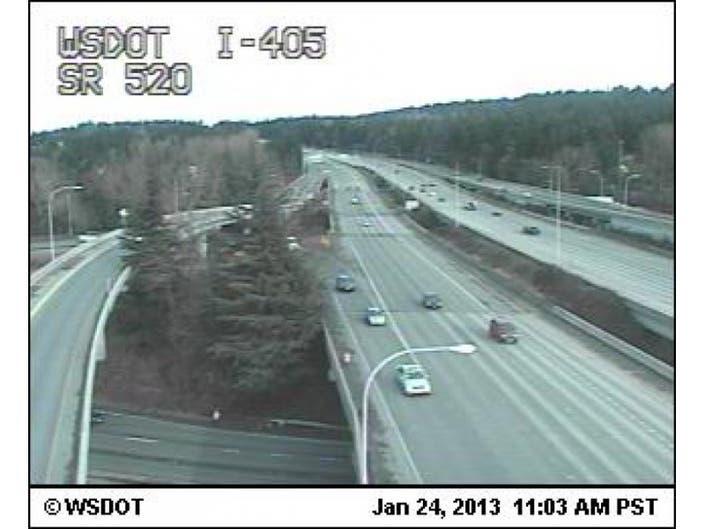Tell Us: Are Carpool Lane Violators on Interstate 405 A