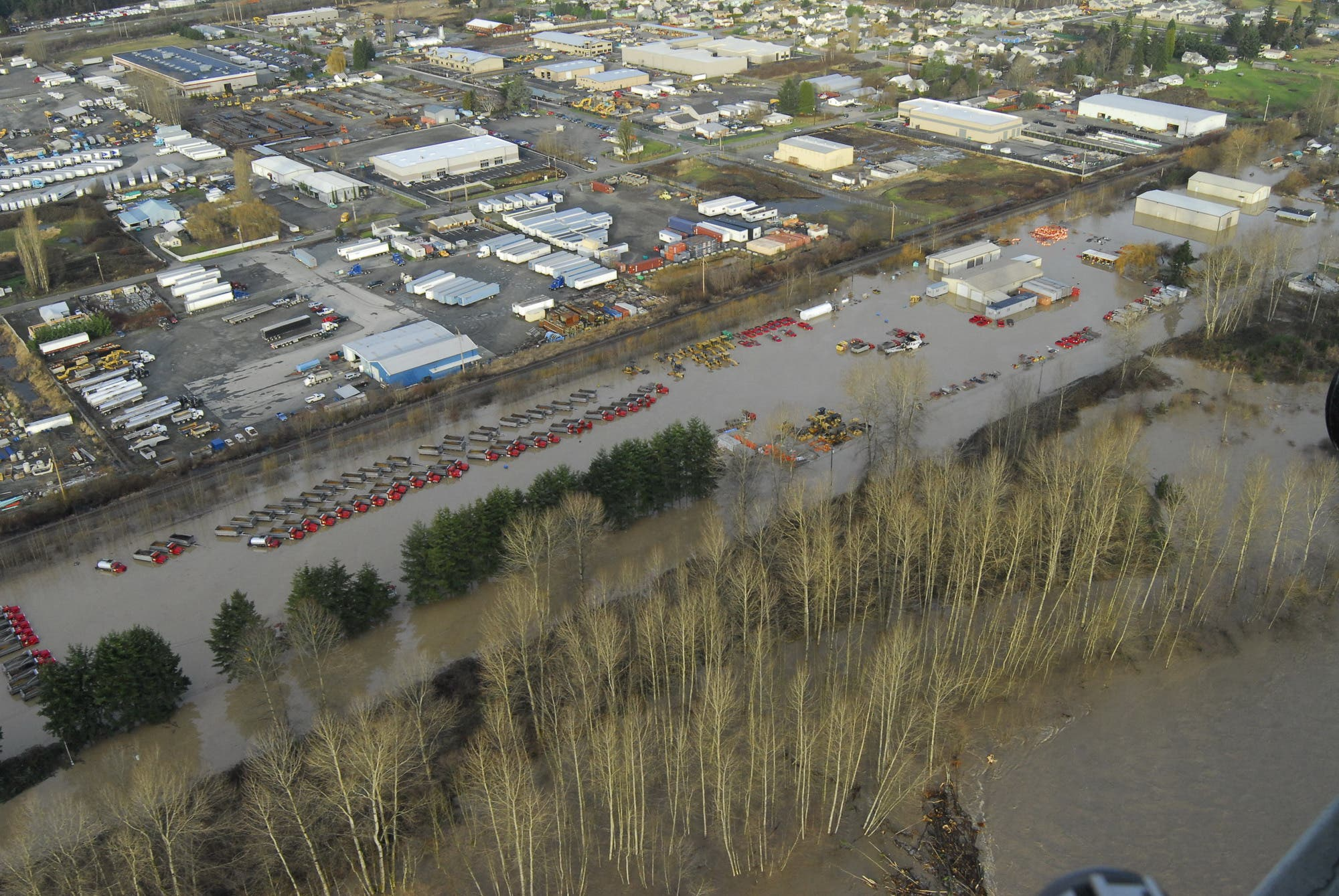 Track Puyallup River Flood Updates, Emergency Weather Services