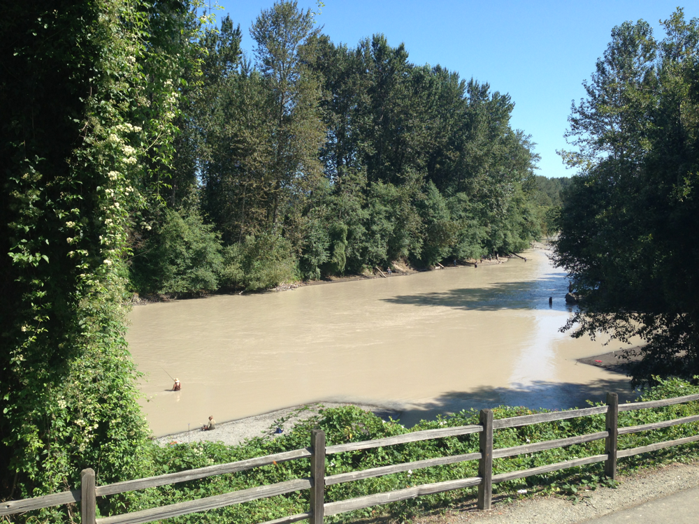 Where Are The Best Fishing Spots On The Puyallup River? | Puyallup