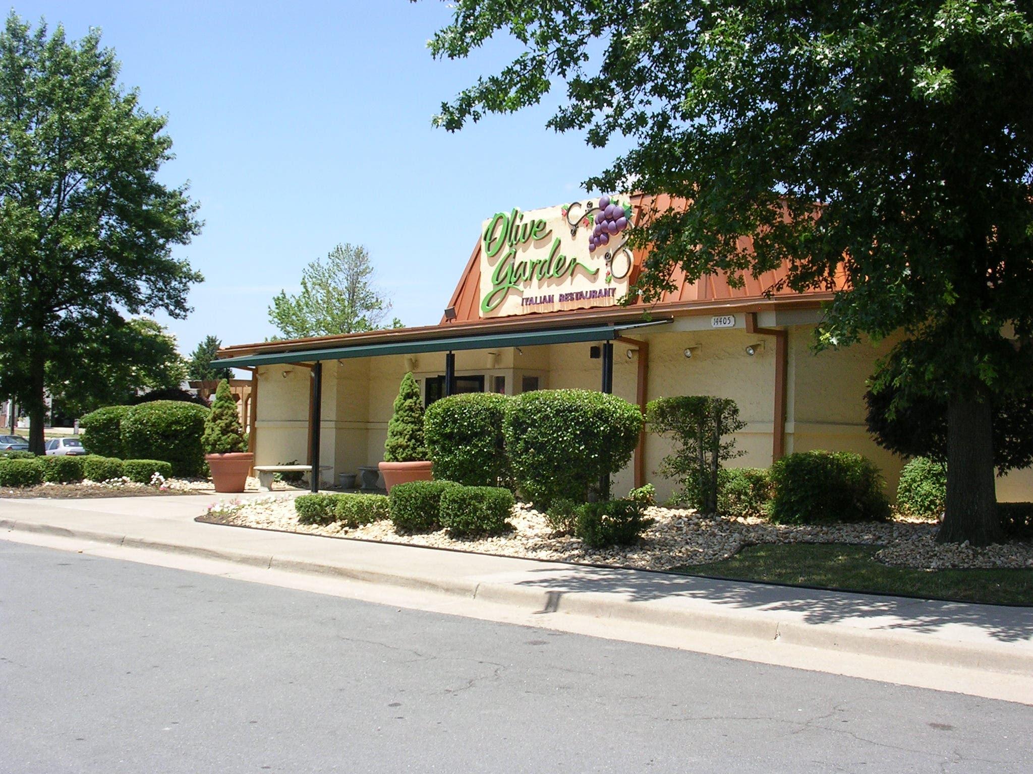 Board To Hear Plans For Olive Garden Bahama Breeze Paramus Nj