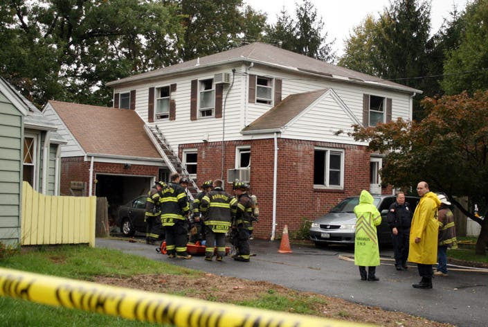 Fire Breaks Out In Farview Avenue House | Paramus, NJ Patch