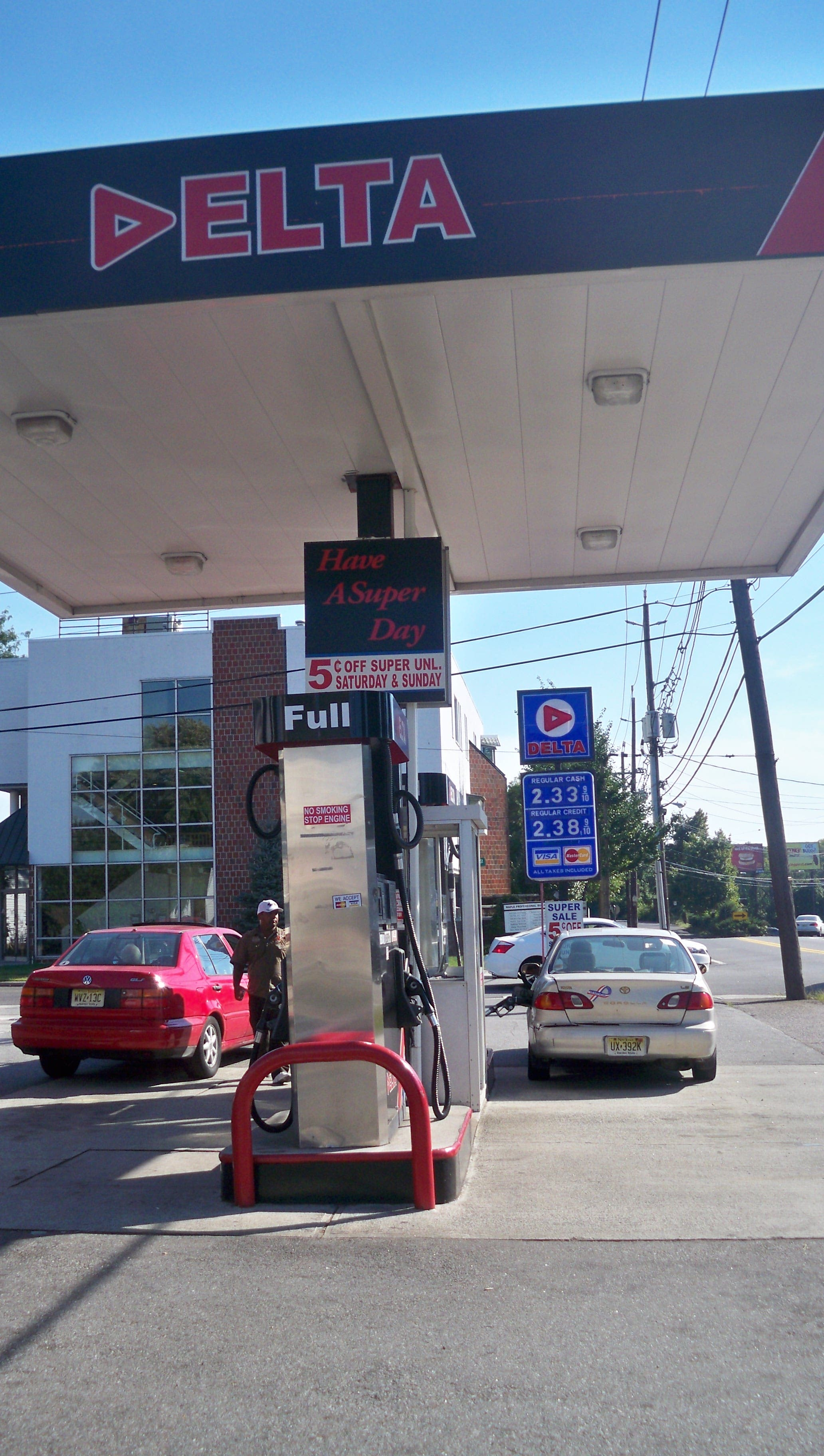 Cheapest Gas Prices >> Find The Cheapest Gas Prices In Fair Lawn Fair Lawn Nj Patch