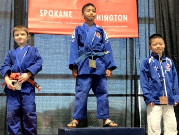 Mercer Island Youth Places Third at Judo National Tournament