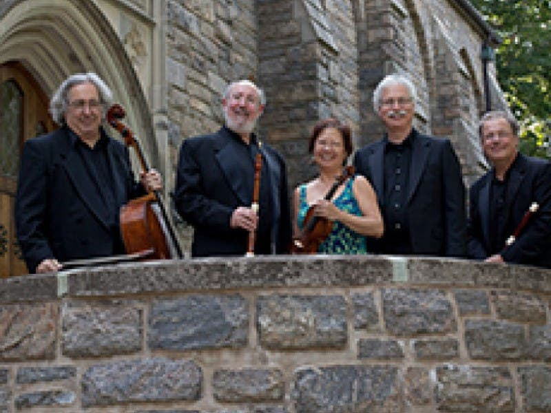A Baroque Christmas: Aulos Ensemble with Julianne Baird   Bedford ...