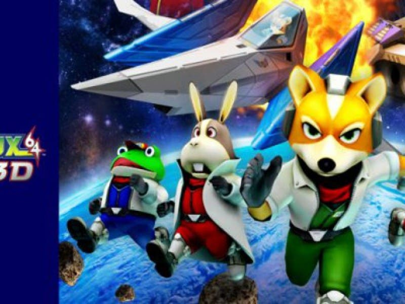 Review Star Fox 64 3d Offers 17 Awesome Levels For Ds Owners