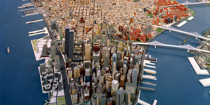 Map Of New York 3d.Review Re Opened Queens Museum Amazing Place With 3d Map Of New
