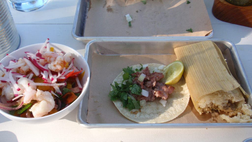 Casual Bartaco, Barcelona's Sister Restaurant, Washes Into