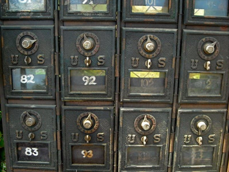 ... Antique Of The Week: Post Office Boxes  ...