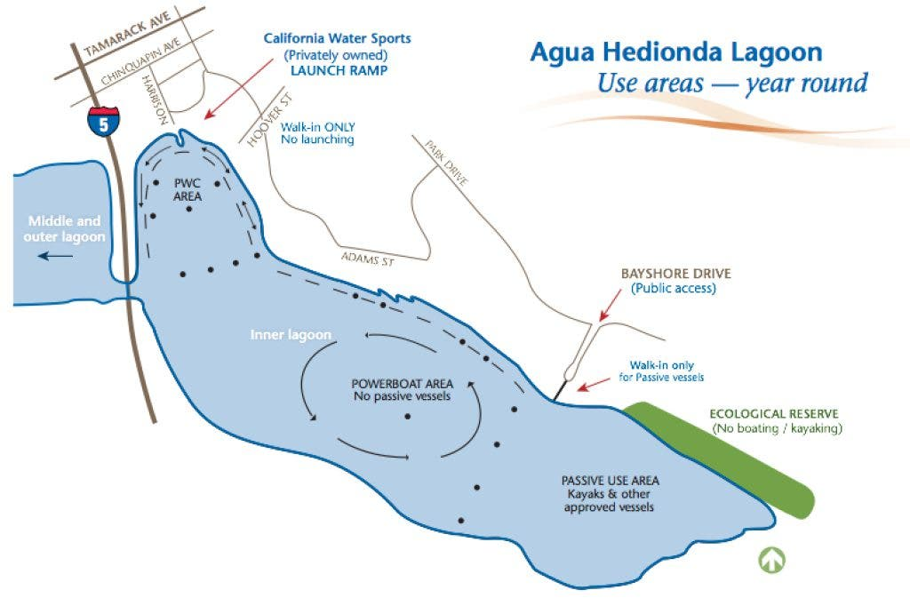 Unleashed Dog Bites Kayaker And Other Issues At Agua Hedionda Lagoon