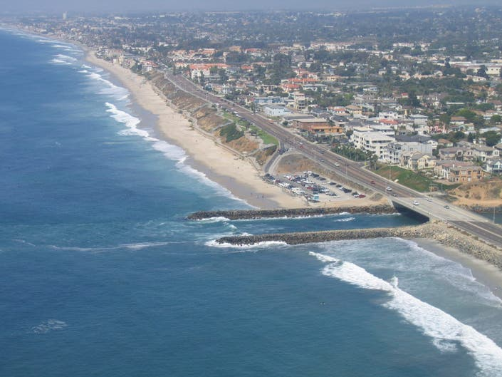 City: Proposed Seawater Desalination Project Terms Changed