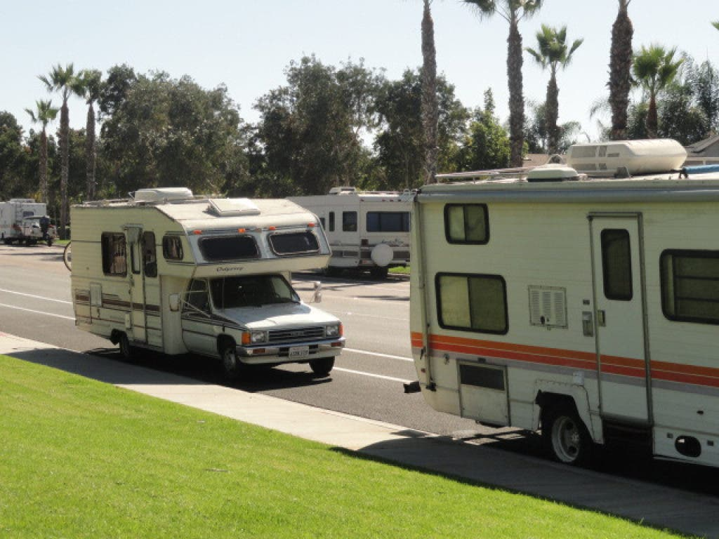 City Gets Strict On Overnight Rv Parking Carlsbad Ca Patch